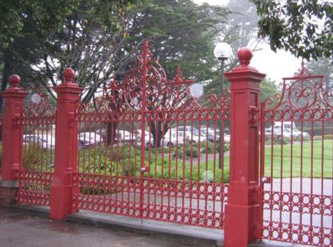 stanford gate