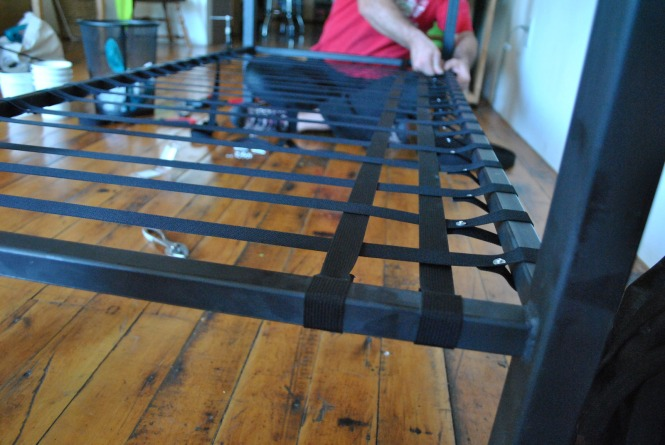 Weaving table 1